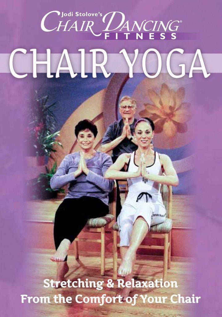 Chair Dancing: Chair Yoga