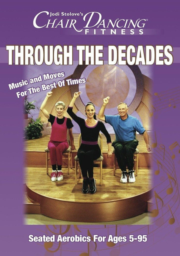 Chair Dancing: Through the Decades - Collage Video