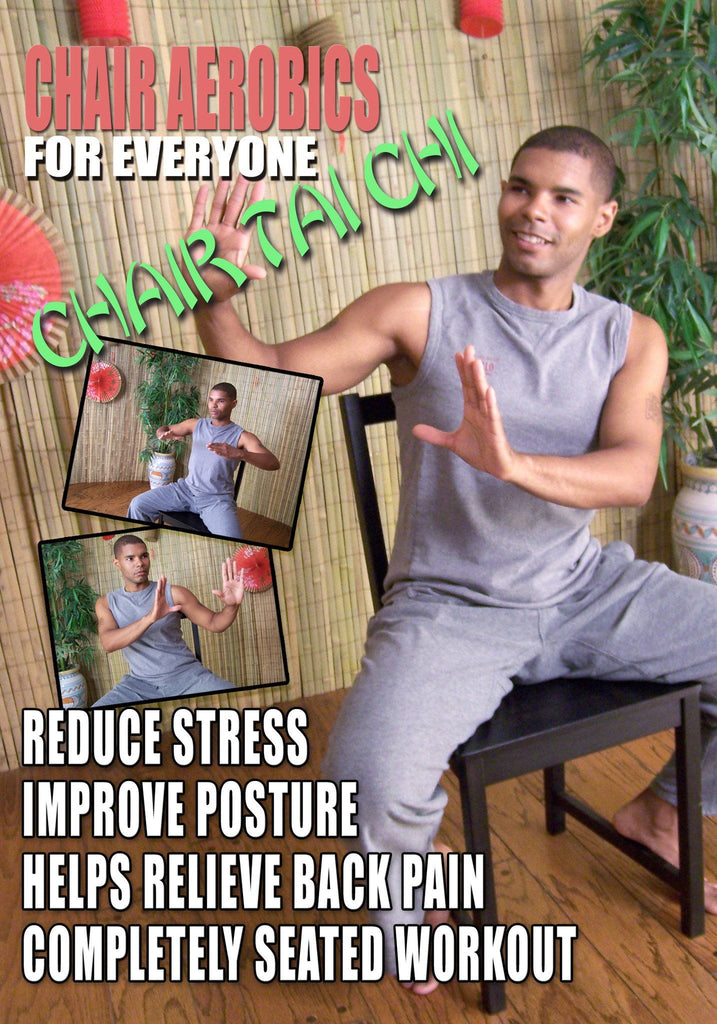 Chair Aerobics for Everyone - Chair Tai Chi - Collage Video