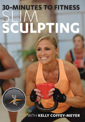 30 Minutes To Fitness: Slim Sculpting with Kelly Coffey-Meyer - Collage Video