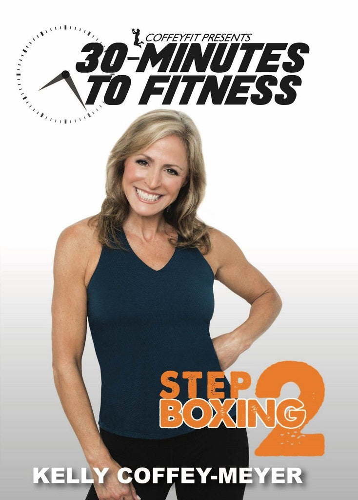 30-Minutes to Fitness: Stepboxing 2 with Kelly Coffey-Meyer - Collage Video