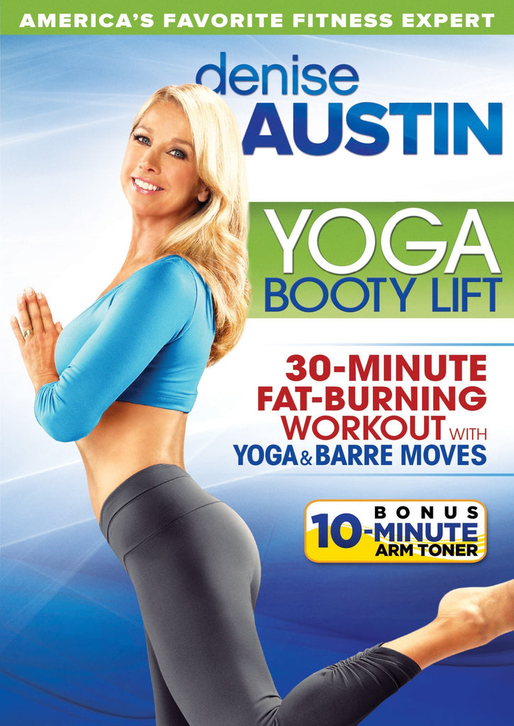 Denise Austin: Yoga Booty Lift - Collage Video