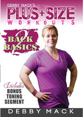 Debby Mack: Plus Size Workouts: Back 2 Basics - Collage Video