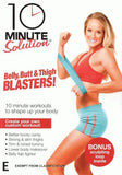 10 Minute Solution: Belly, Butt & Thigh Blasters