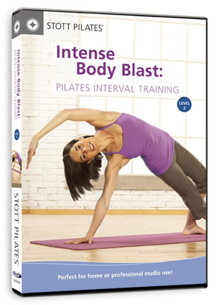 STOTT PILATES: Intense Body Blast: Pilates Interval Training, Level 2 - Collage Video