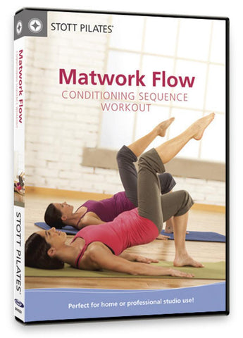 STOTT PILATES: Matwork Flow Conditioning Sequence Workout