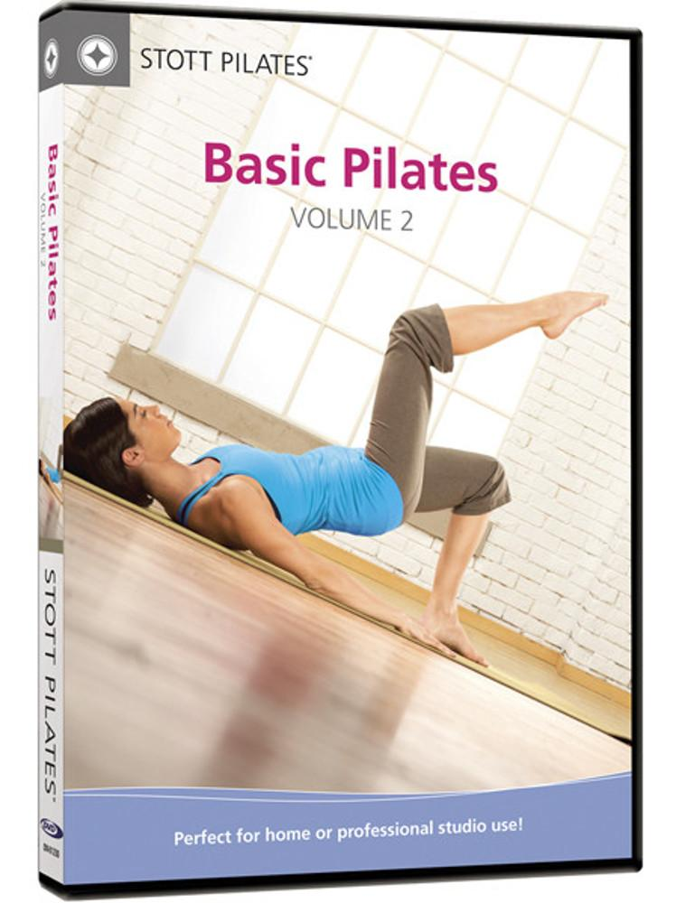 STOTT PILATES: Basic Pilates, Volume 2 - Collage Video
