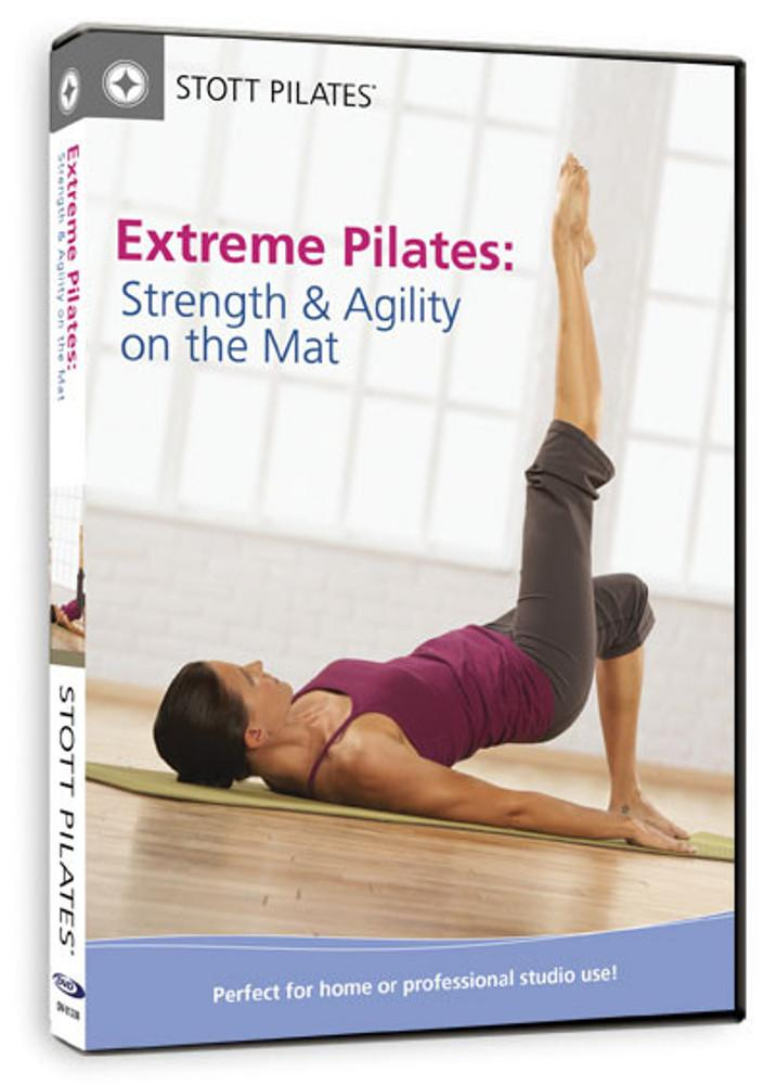 STOTT PILATES: Extreme Pilates Strength & Agility on the Mat - Collage Video