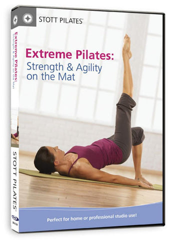 STOTT PILATES: Extreme Pilates Strength & Agility on the Mat