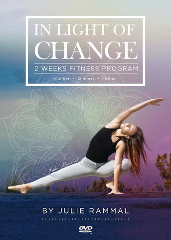 In Light of Change: 2 Weeks Fitness Program