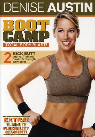 Denise Austin's Boot Camp Body Blast