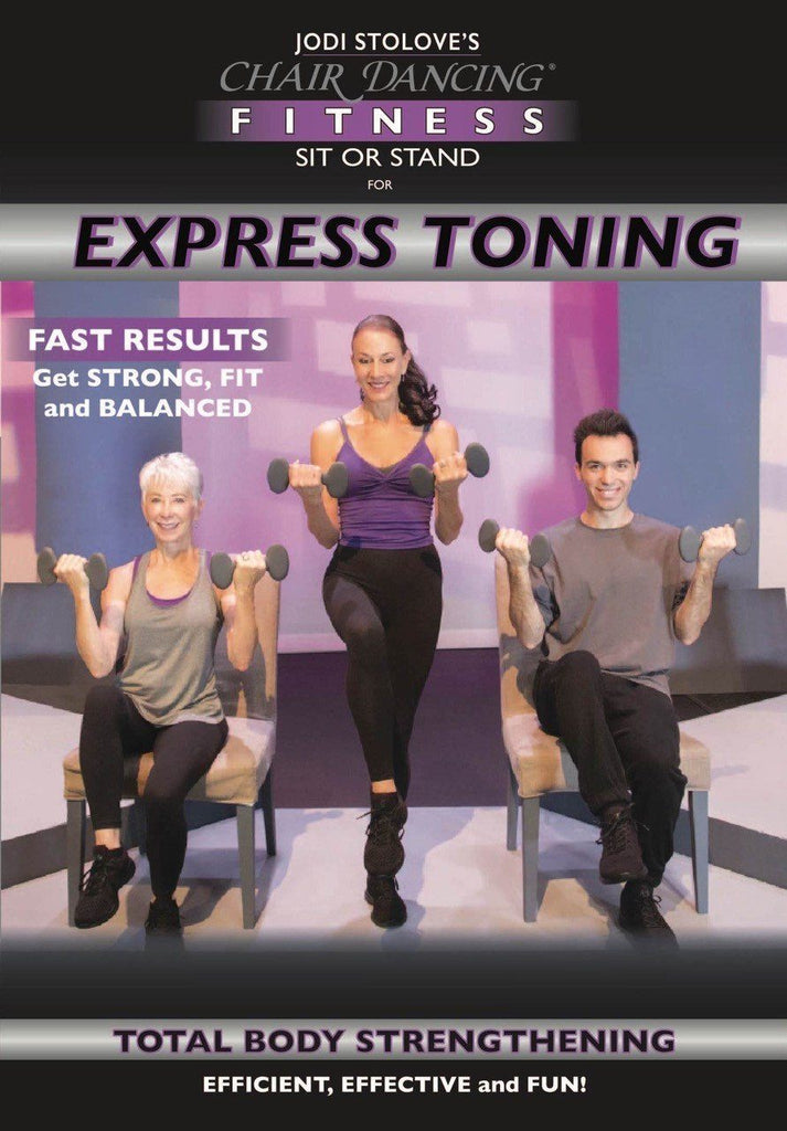 Chair Dancing: Express Toning