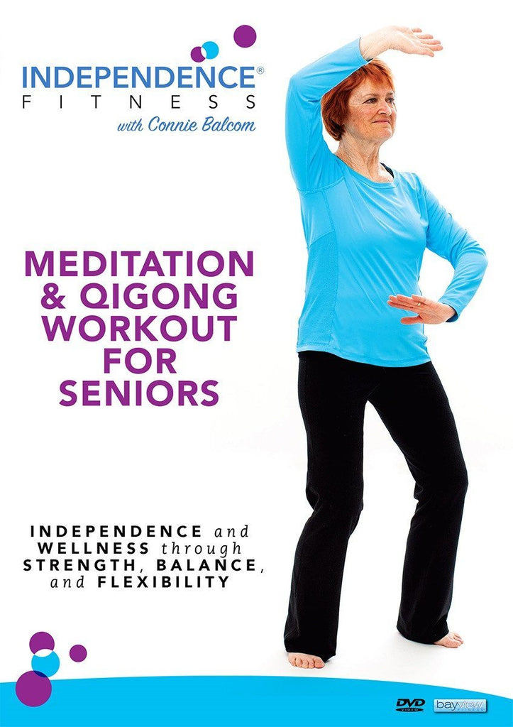 Independence Fitness: Meditation For Seniors - Collage Video