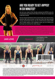 Jari Love's Get Ripped in 6 (2 DVD Set)