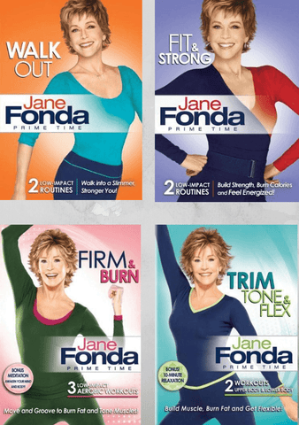 Jane Fonda Prime Time Bundle