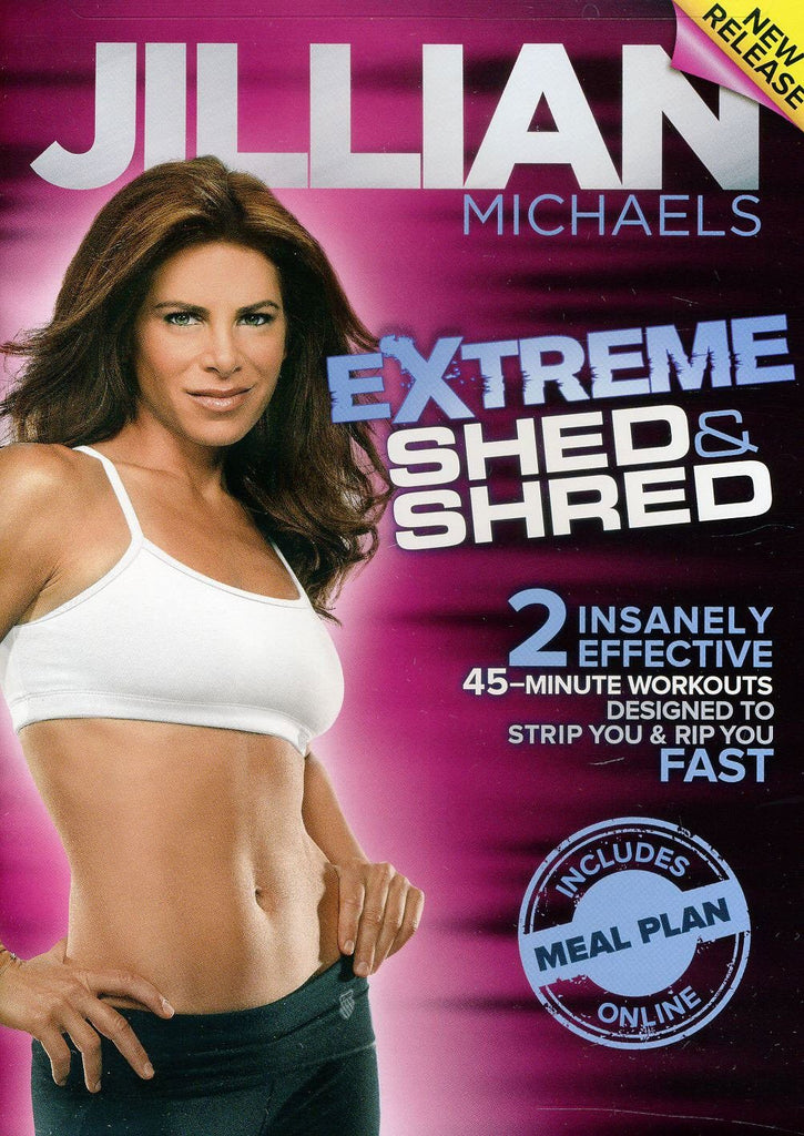 Jillian Michaels' Extreme Shed & Shred - Collage Video