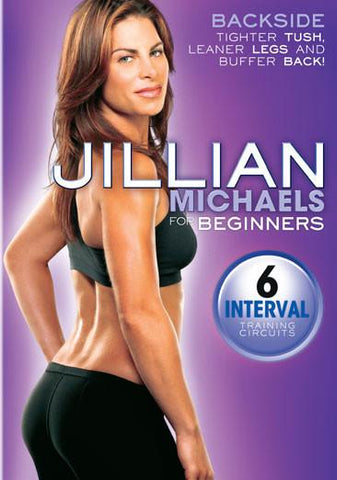 Jillian Michaels' for Beginners: Backside