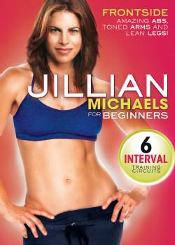 Jillian Michaels' for Beginners: Frontside