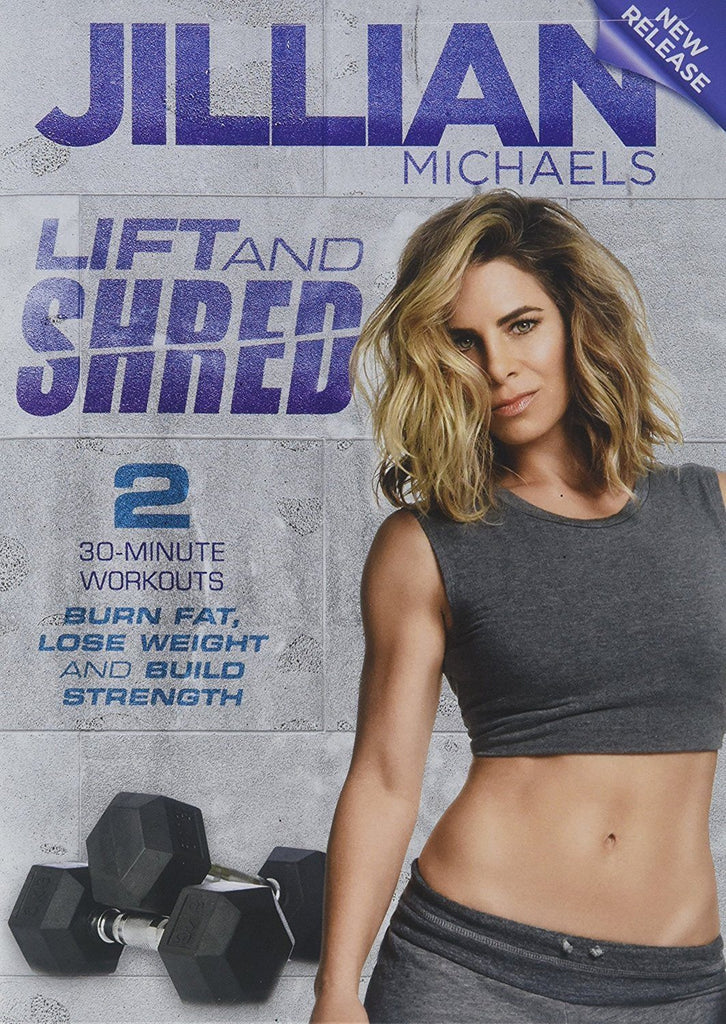 Jillian Michaels Lift & Shred - Collage Video