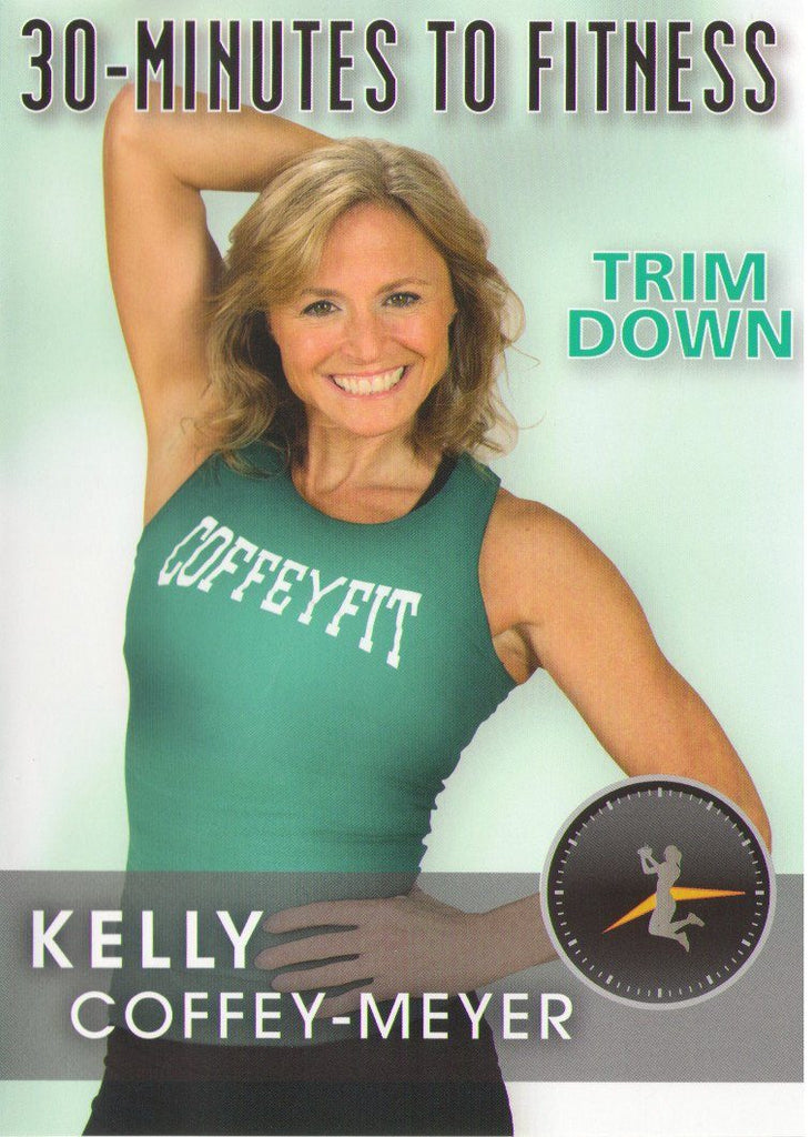 30 Minutes to Fitness: Trim Down with Kelly Coffey-Meyer - Collage Video
