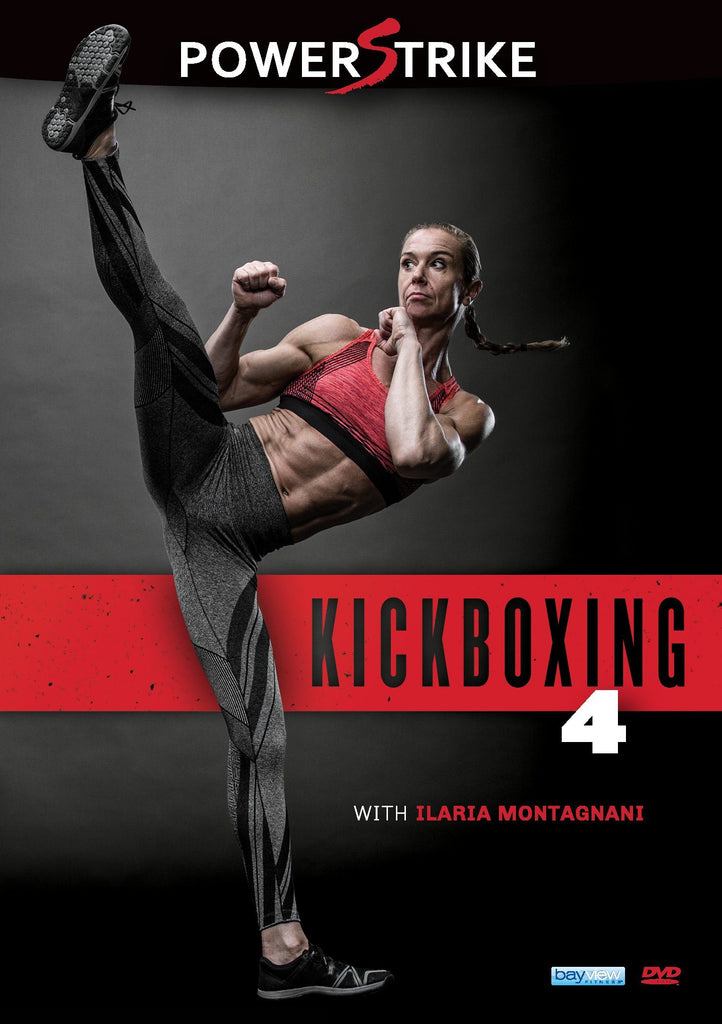 Powerstrike Kickboxing: Vol. 4 Workout with Ilaria Montagnani - Collage Video