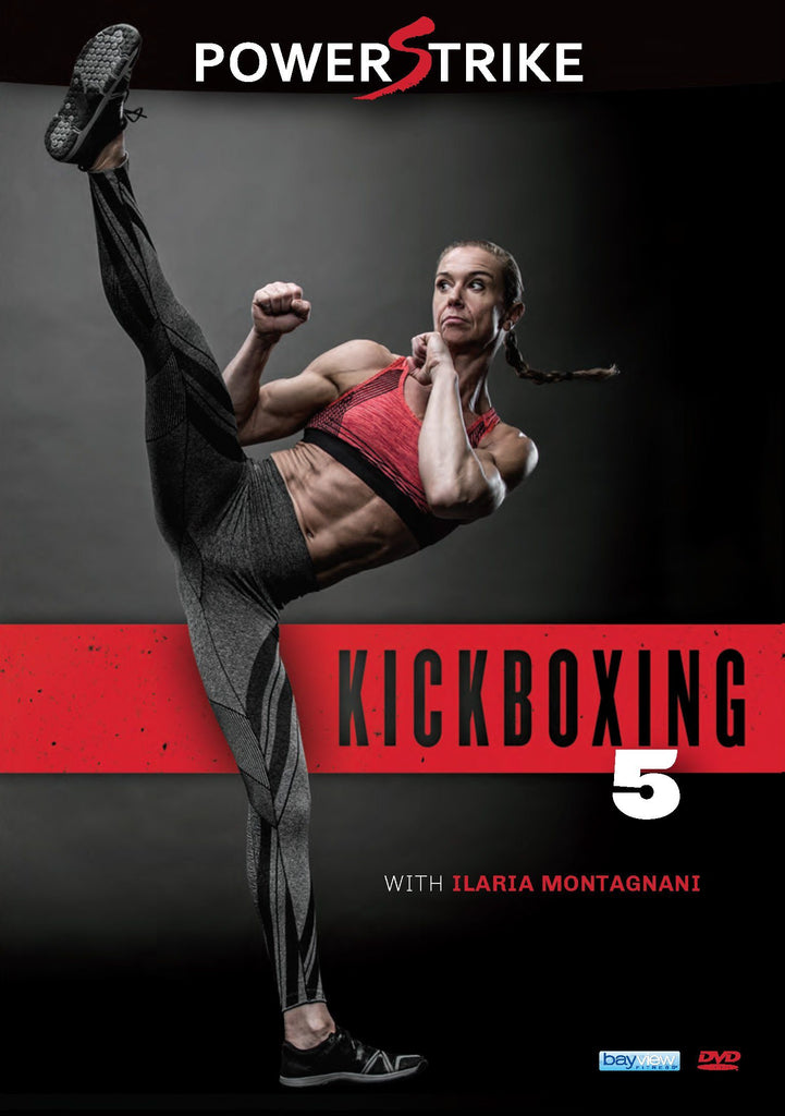 Powerstrike Kickboxing: Vol. 5 Workout with Ilaria Montagnani - Collage Video