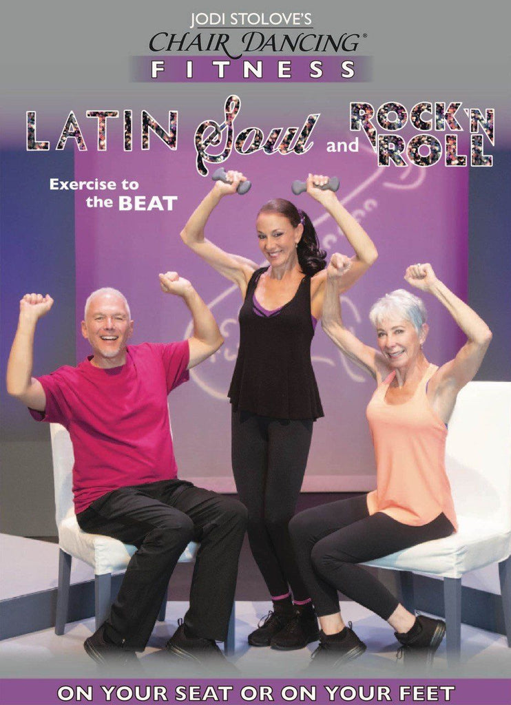 Chair Dancing: Latin, Soul & Rock 'n Roll
