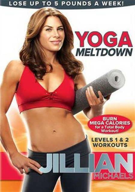 Jillian Michaels' Yoga Meltdown