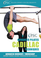 Advanced Pilates Cadillac Techniques - Collage Video