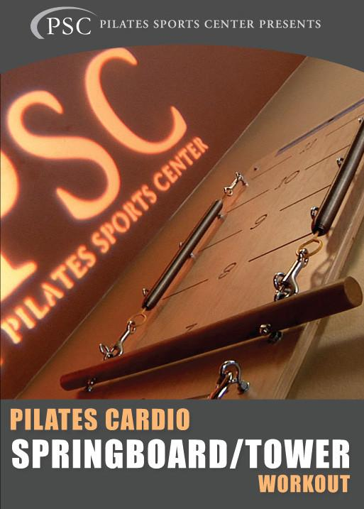 Pilates Cardio Springboard/Tower Workout - Collage Video