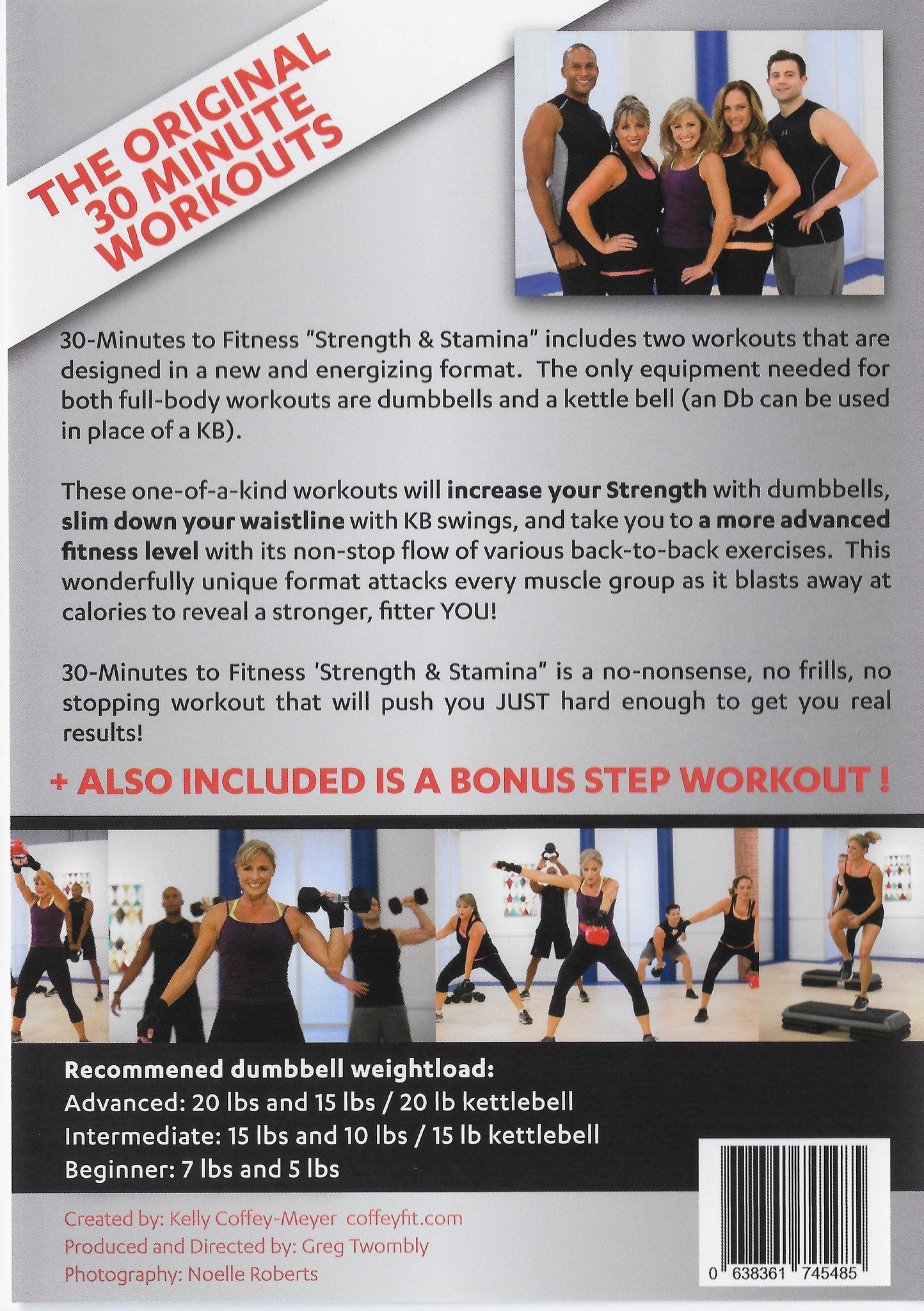 exercise for strength and stamina