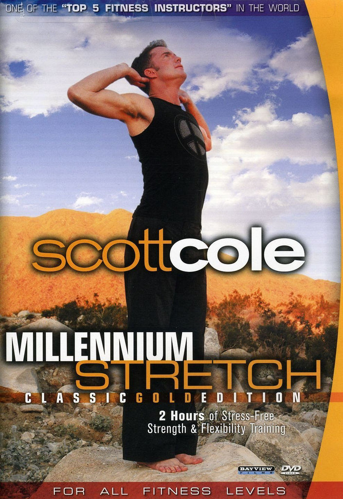 Scott Cole: Millennium Stretch - Collage Video