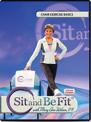 Sit and Be Fit: Chair Exercise Basics - Collage Video