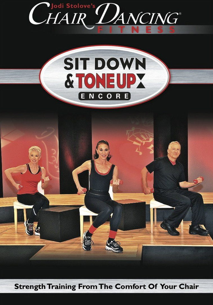 Chair Dancing: Sit Down and Tone Up Encore - Collage Video