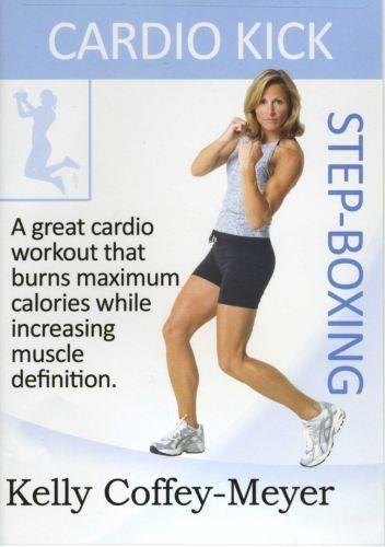 Kelly Coffey's Cardio Kick Step-Boxing