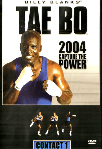Tae Bo 2004 Capture the Power : Contact 1