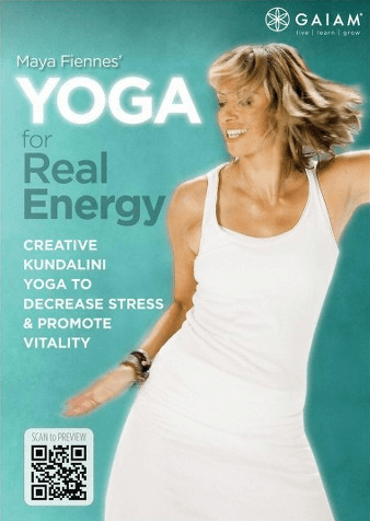 Maya Fiennes Yoga for Real Energy