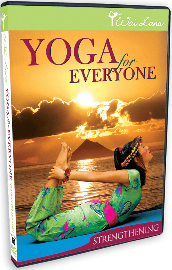 Yoga For Everyone: Strengthening with Wai Lana - Collage Video