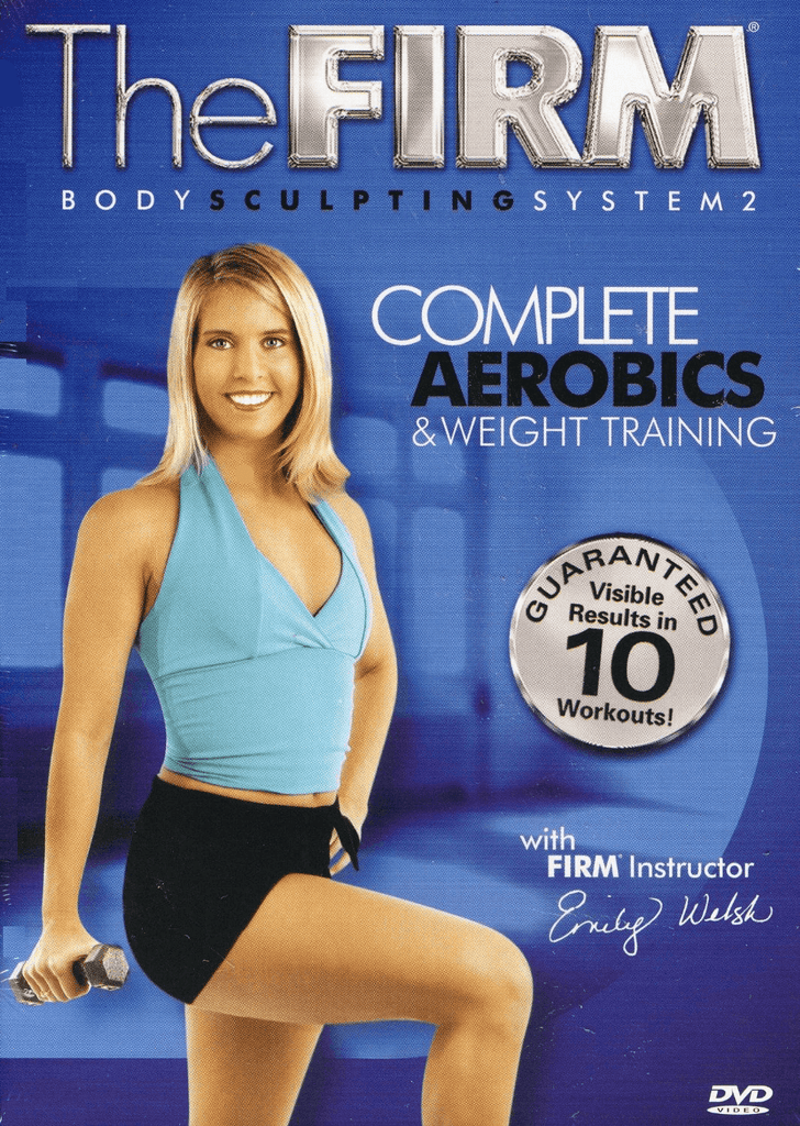The Firm: Body Sculpting System 2 - Complete Aerobics & Weight Training - Collage Video