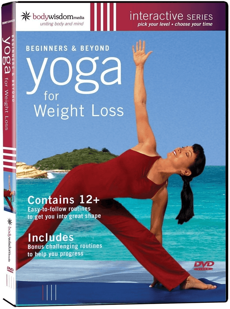 Yoga for Weight Loss - Collage Video