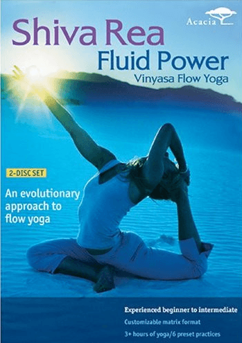 Shiva Rea's Fluid Power Vinyasa Flow Yoga - Collage Video