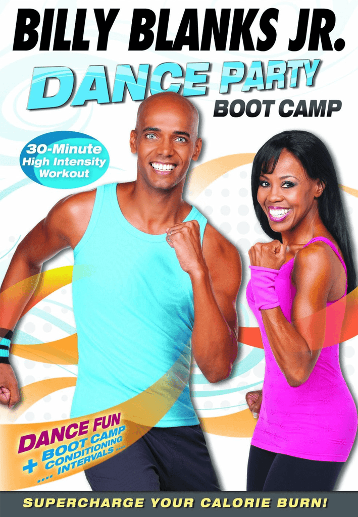 Billy Blanks Jr.'s Dance Party Boot Camp - Collage Video