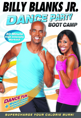 Billy Blanks Jr.'s Dance Party Boot Camp