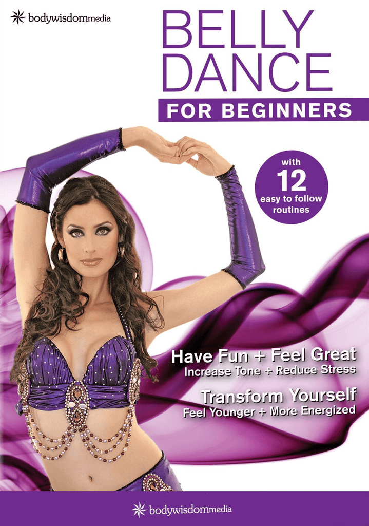 Bellydance For Beginners - Collage Video