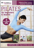 Pilates For Beginners & Beyond (3-DVD set)