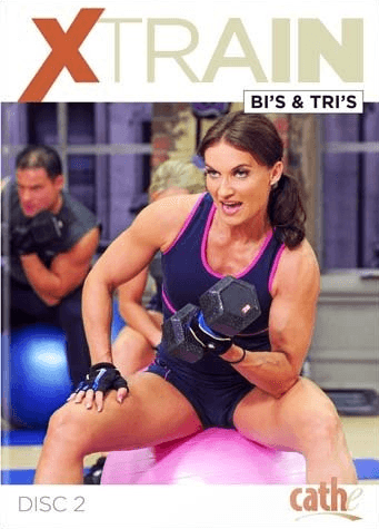 Cathe Friedrich's XTrain: Bi's and Tri's - Collage Video