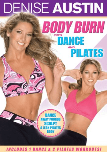 Denise Austin's Body Burn with Dance and Pilates - Collage Video