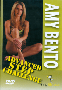 Amy Bento's Advanced Step Challenge
