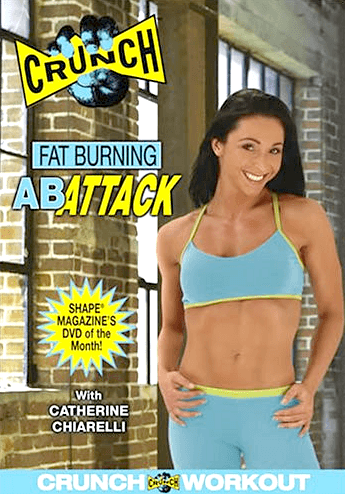 Crunch: Fat Burning Ab Attack - Collage Video