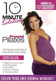 10 Minute Solution: Prenatal Pilates - Collage Video